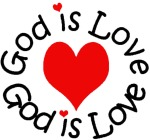 god is love circle