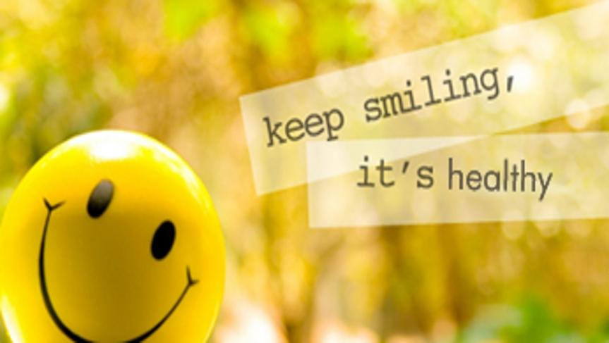 Smile and Rejoice!