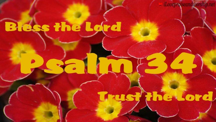 Psalm 34