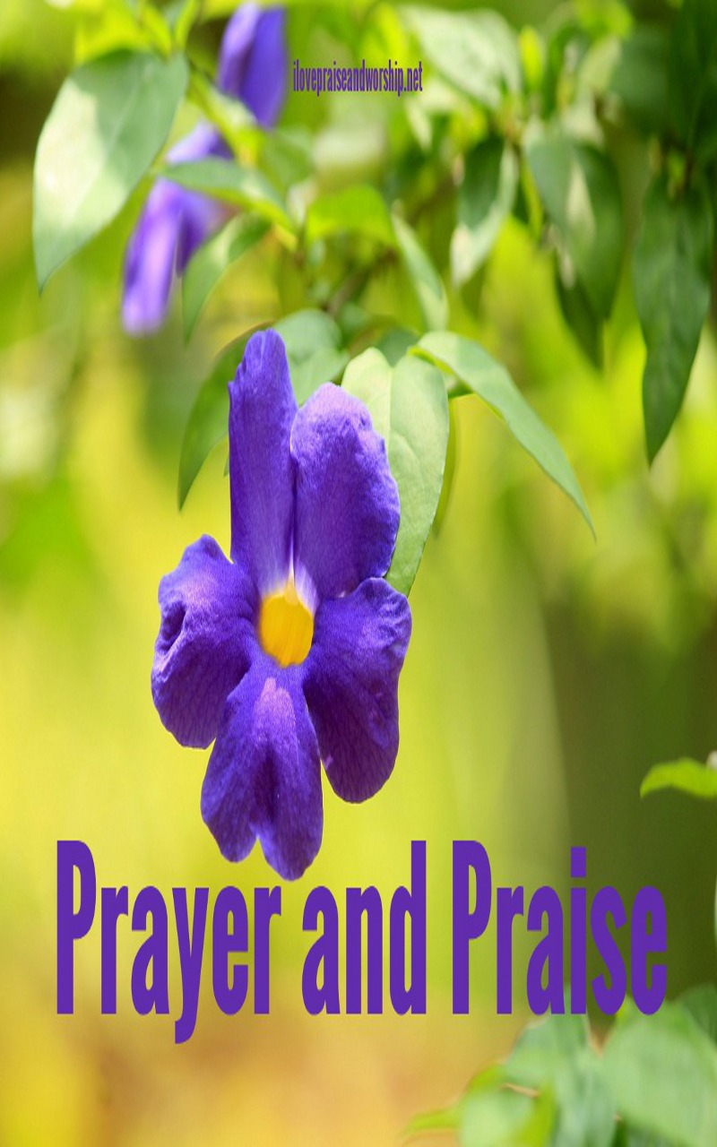Prayer and Praise