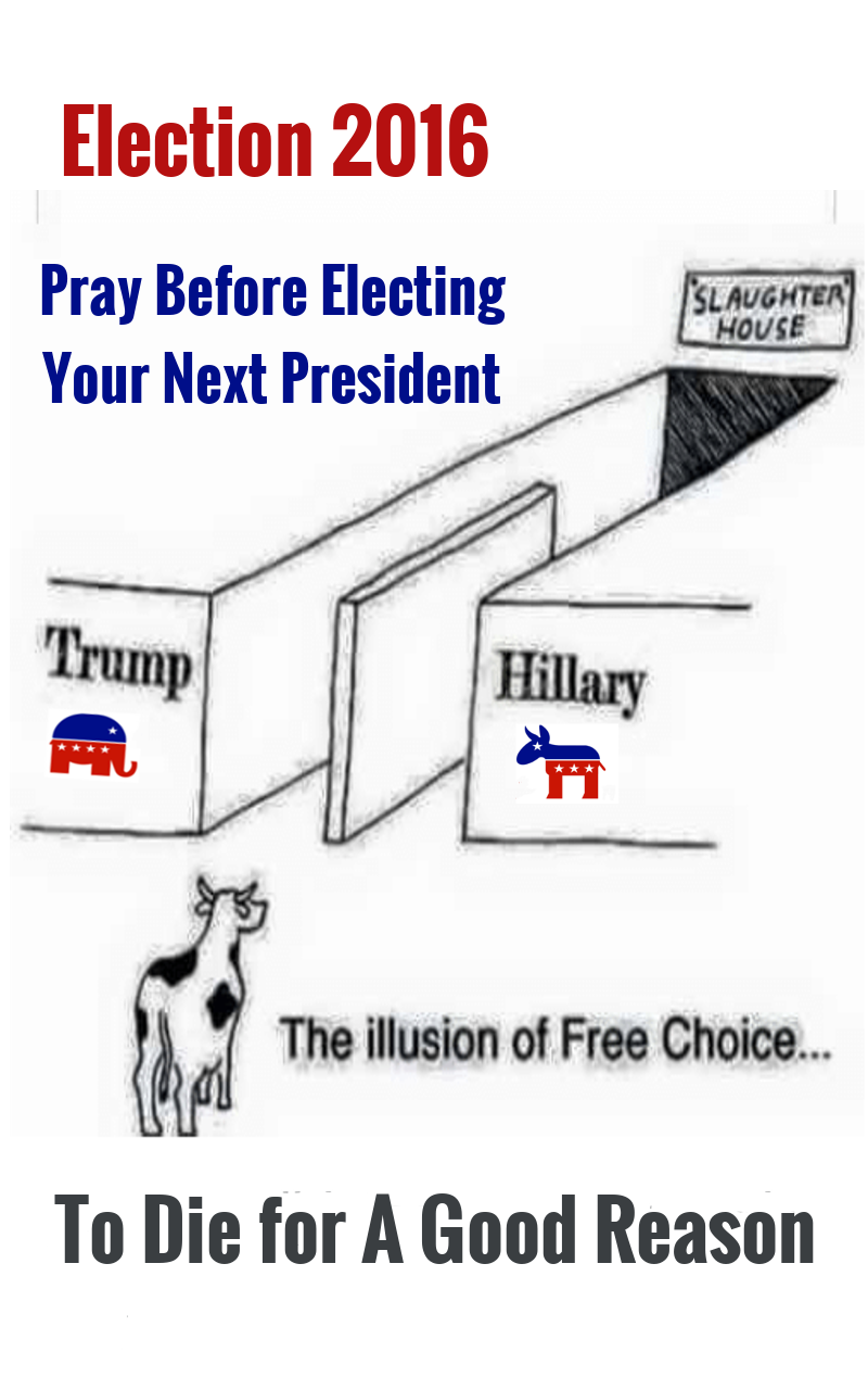 My 2-Cents on Election 2016: Pray forHelp