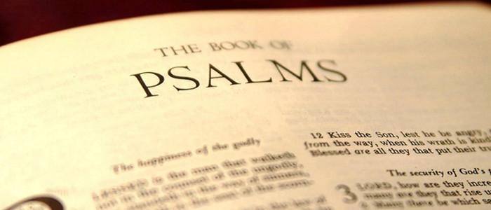 Singing the Psalms in PublicWorship