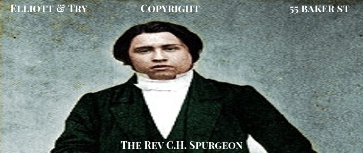 Biography: The Spurgeon Country