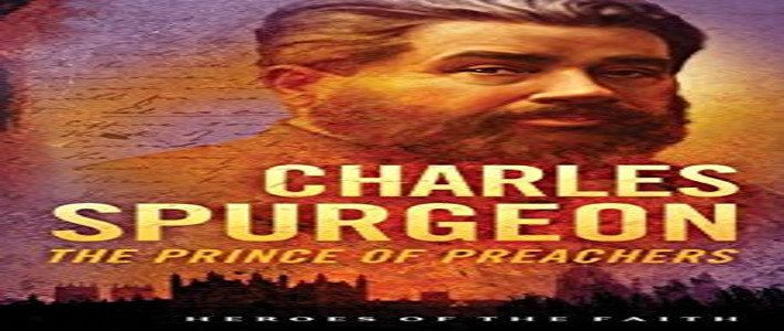 Read Charles SpurgeonBiography