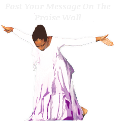 Sign Praise Wall at ilovepraiseandworship.net