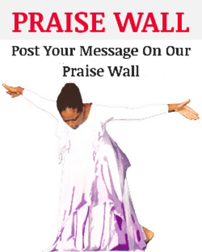 Sign the Praise Wall at ilovepraiseandworship.net