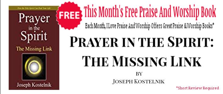 This Month's Free Praise & WorshipBook