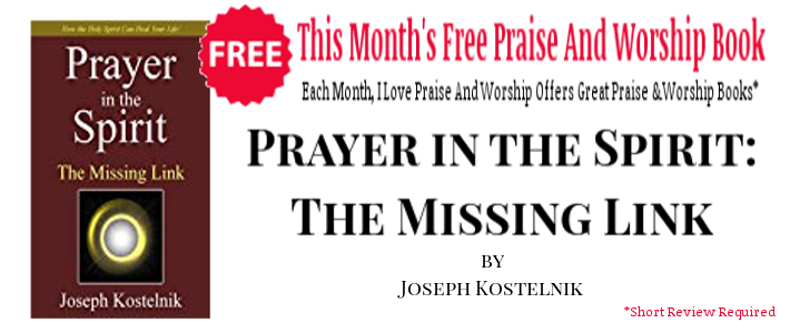 This Month's Free Praise & Worship Book