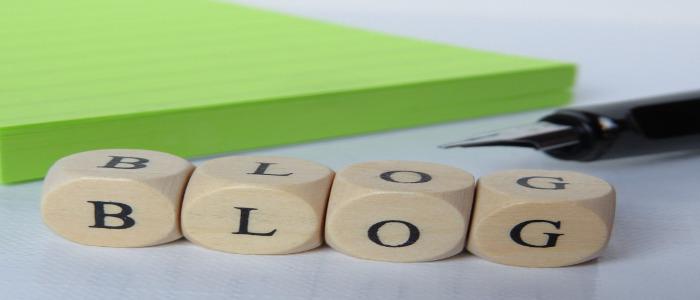 Enter Blog Area