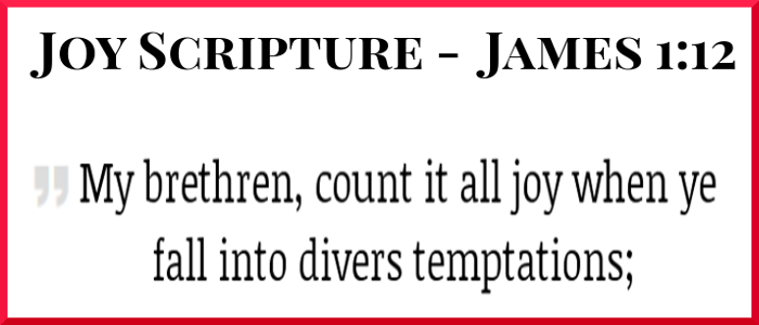 James 1:12 – Count It All Joy with ScriptureCommentary