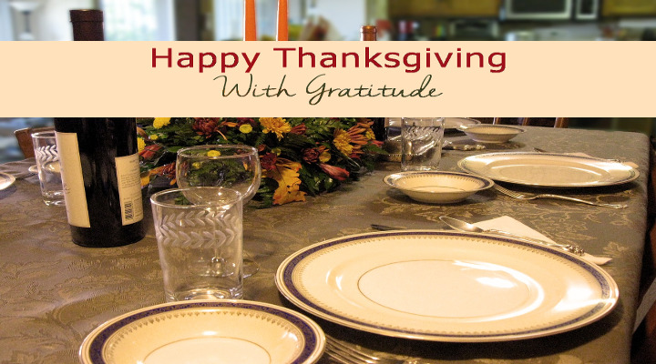 20 Thought Provoking Quotes on Gratitude &Thanksgiving