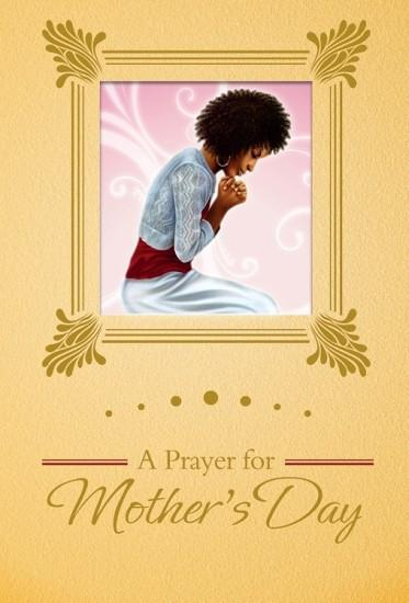 A Card for You: A Prayer for Mother'sDay