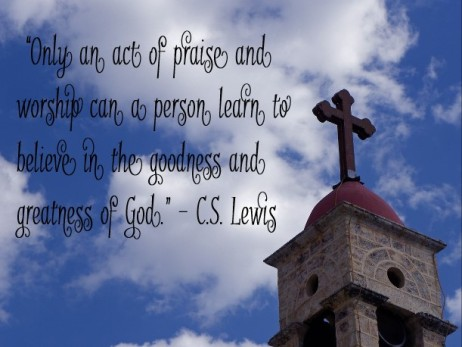 Picture Quote by C.S. Lewis