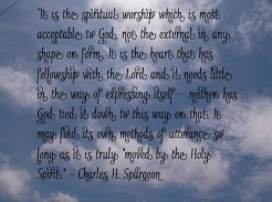 Picture Quote by Charles H. Spurgeon