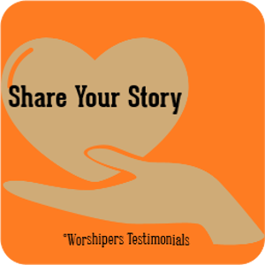 Share Your Story with ilovepraiseandworship.net