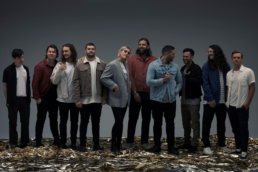 Hillsong UNITED Release New Album 'PEOPLE' and Full-Length Concert HD Film