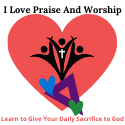 Brand New I Love Praise And Worship Logo