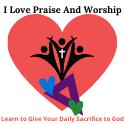 Brand New I Love Praise And Worship Logo